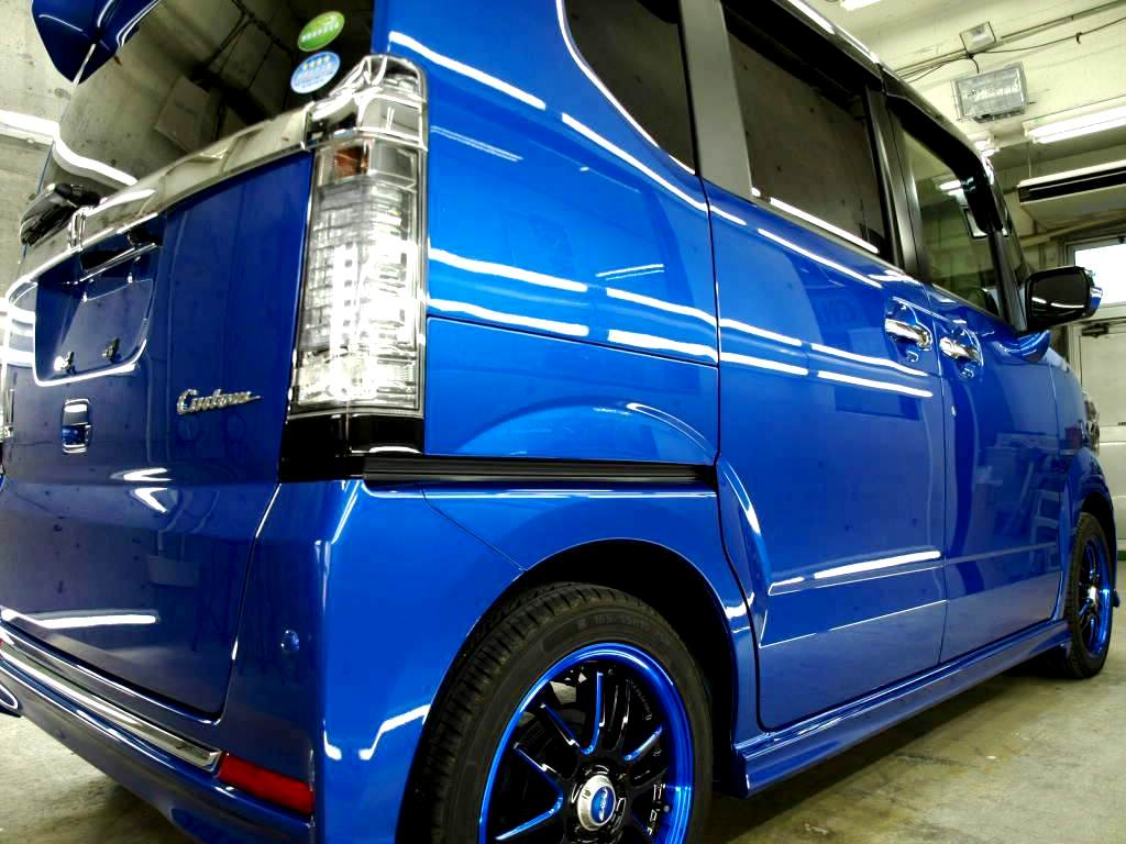 HONDA N-BOX Custom Gターボ