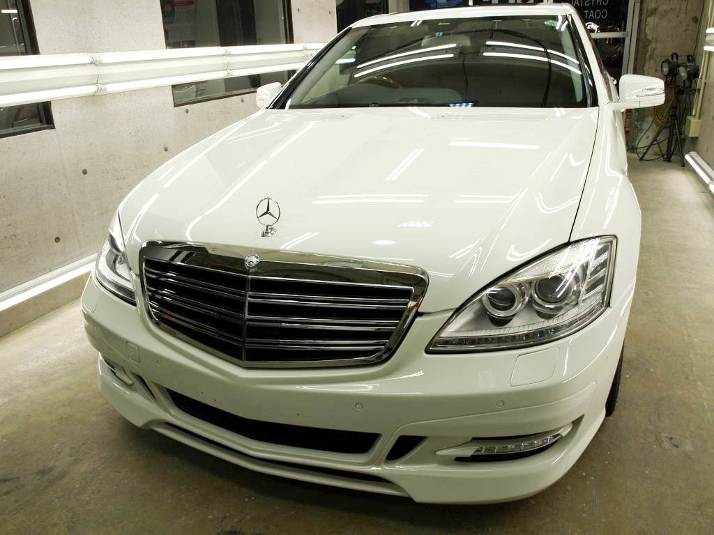Mercedes-Benz S320 Luxury-PKG