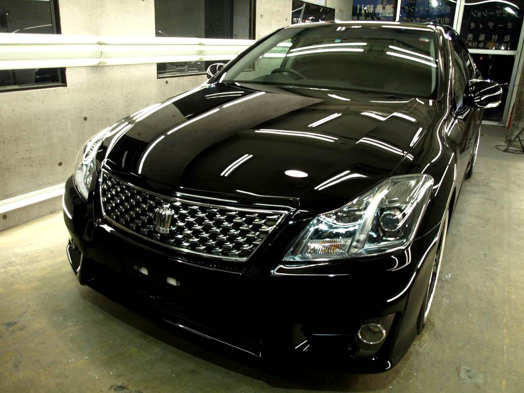 TOYOTA CROWN ATHLETE 3.5S