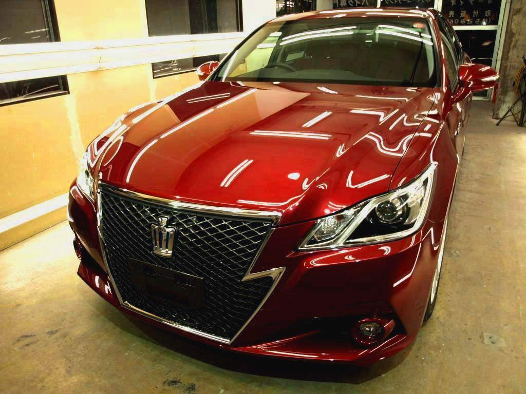 TOYOTA CROWN HIBRID Athlete S